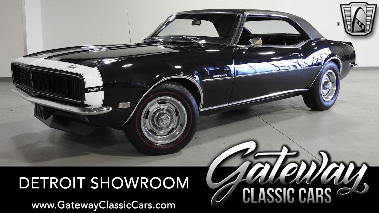 Used 1968 Chevrolet Camaro