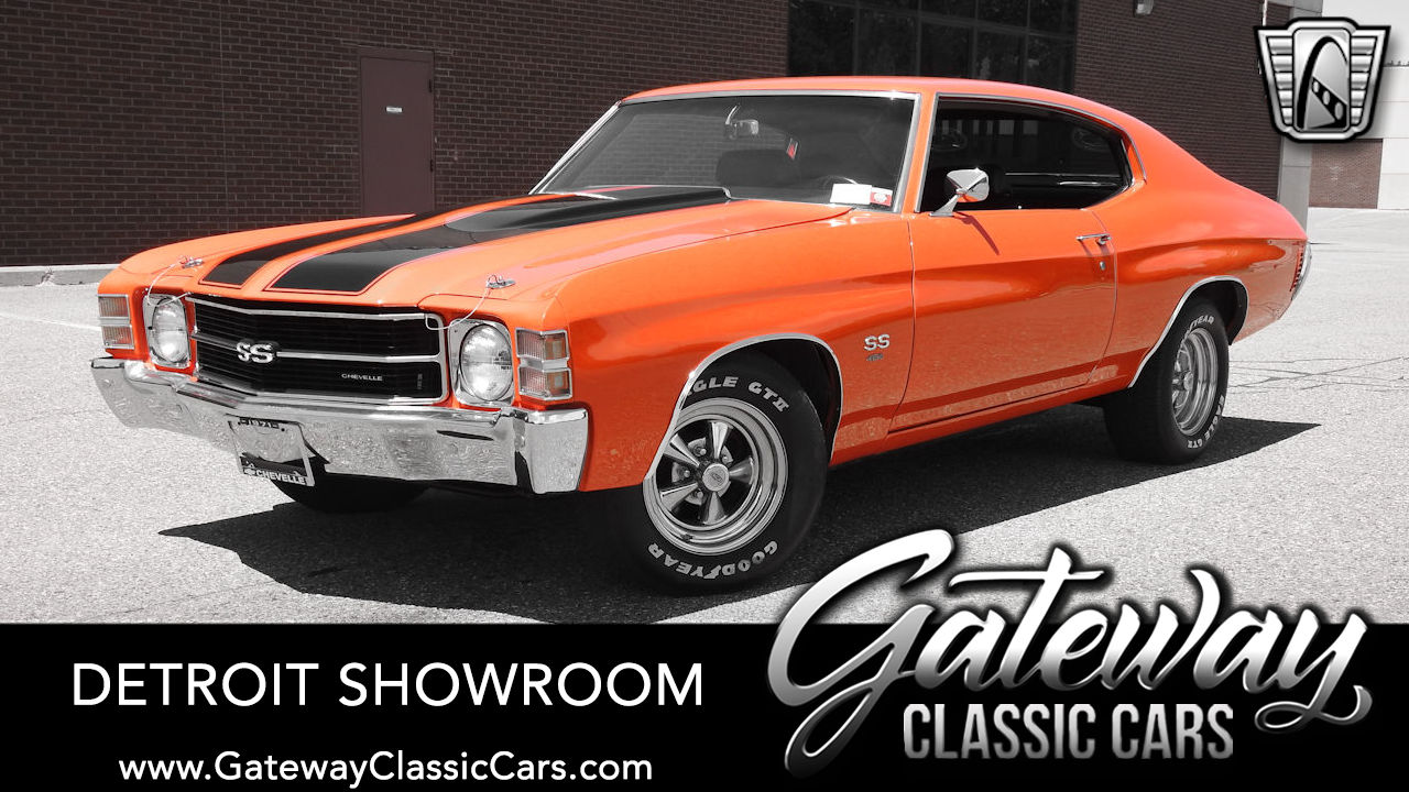Used 1971 Chevrolet Chevelle
