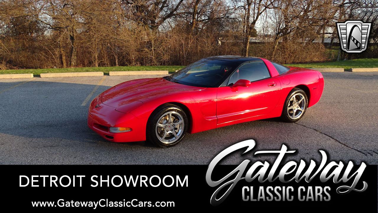 Used 2001 Chevrolet Corvette