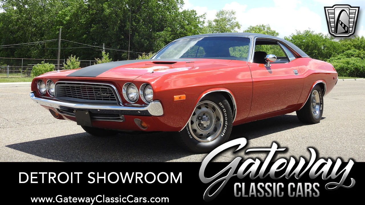 Used 1972 Dodge Challenger