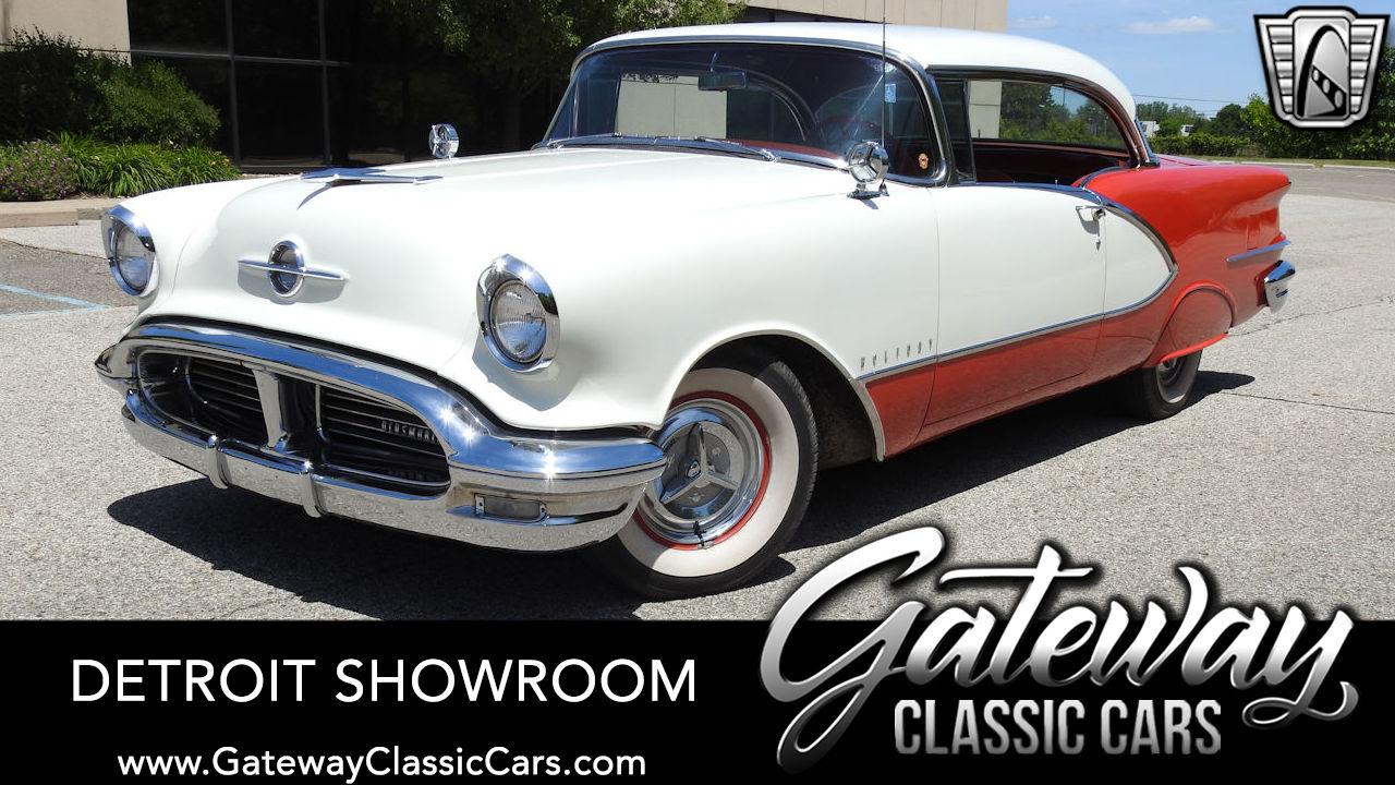 Used 1956 Oldsmobile 98