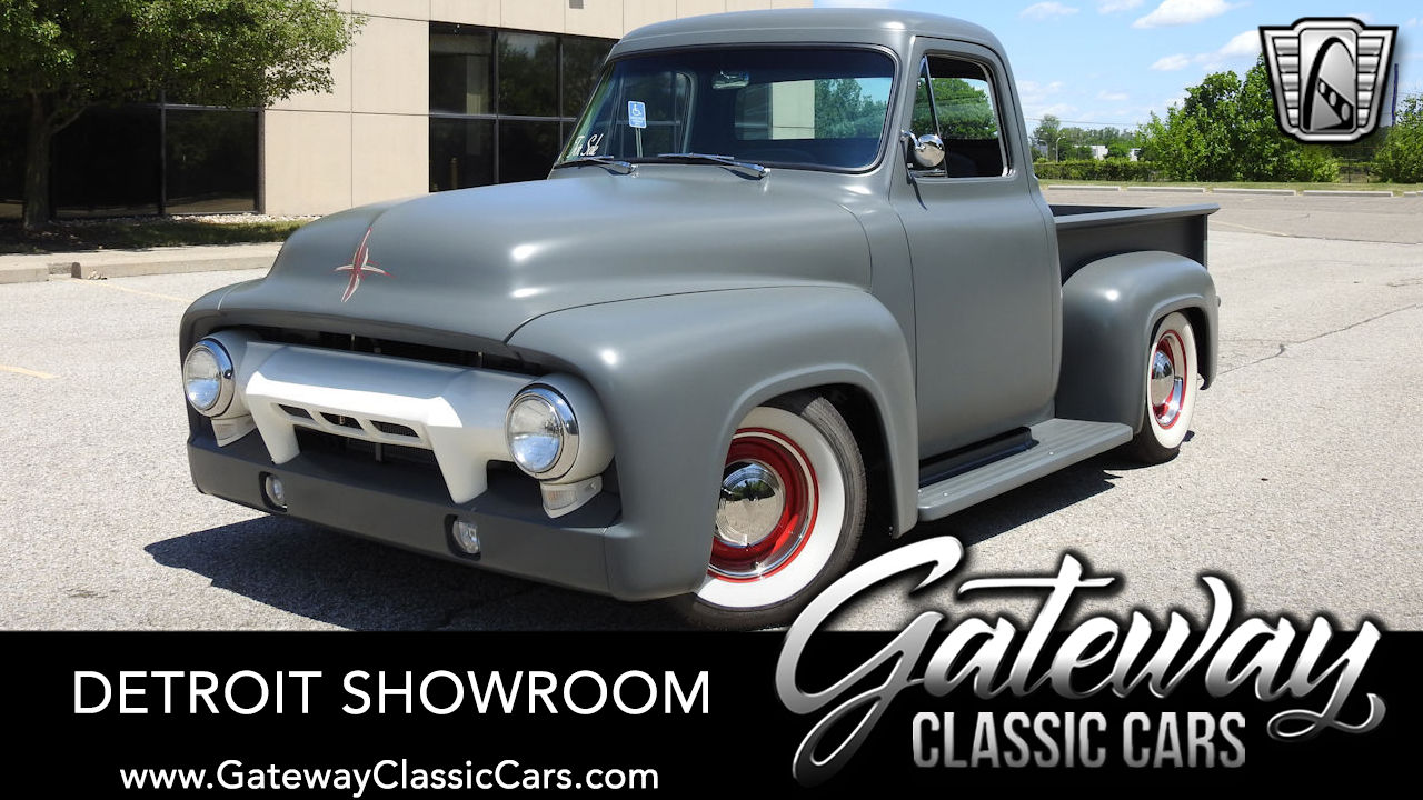 Used 1954 Ford F100