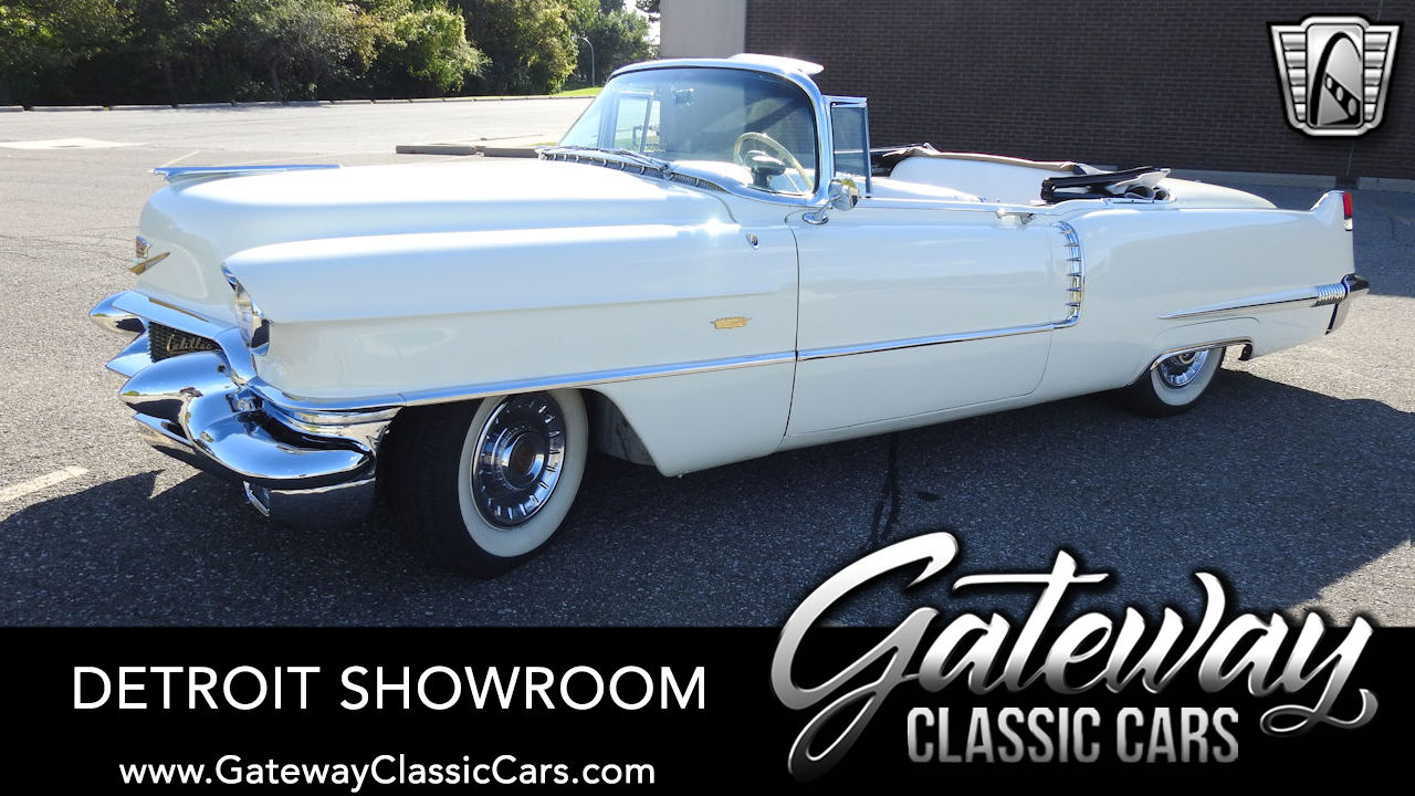 Used 1956 Cadillac Series 62