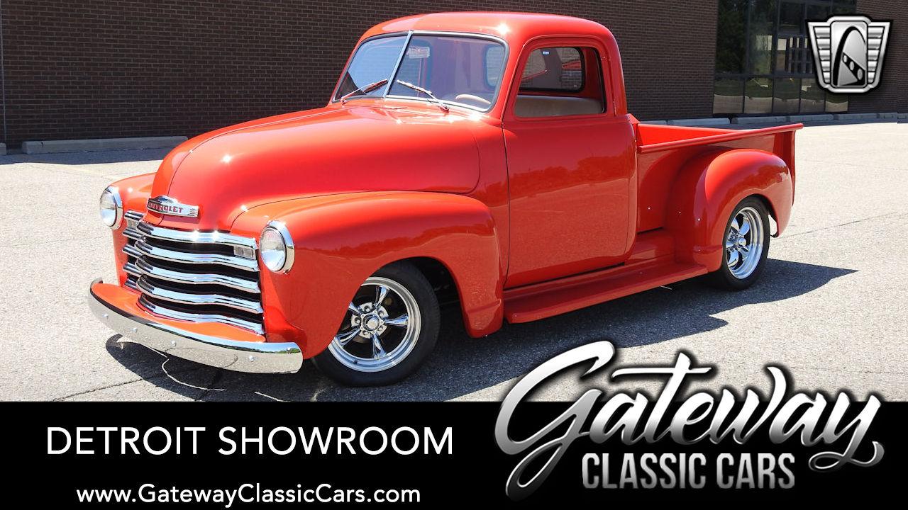 Used 1950 Chevrolet 3100