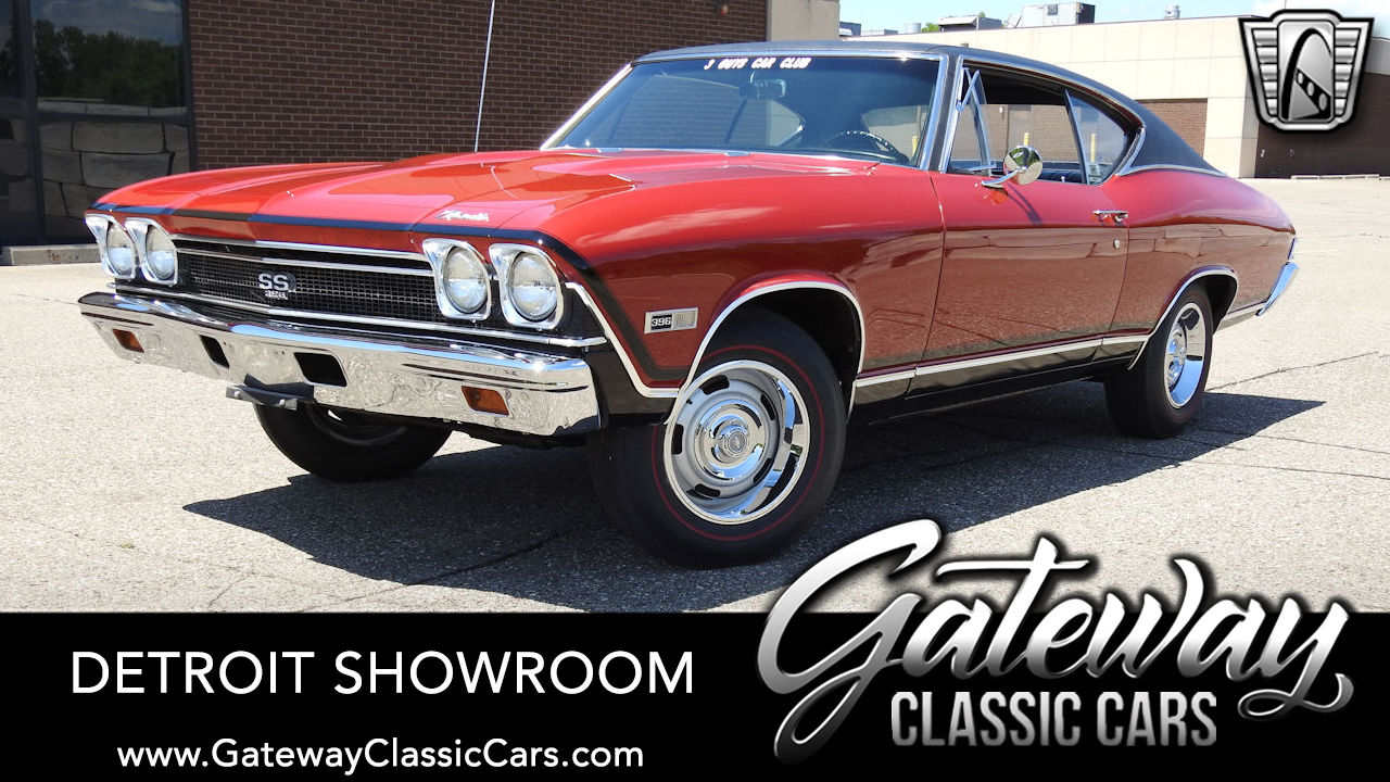 Used 1968 Chevrolet Chevelle