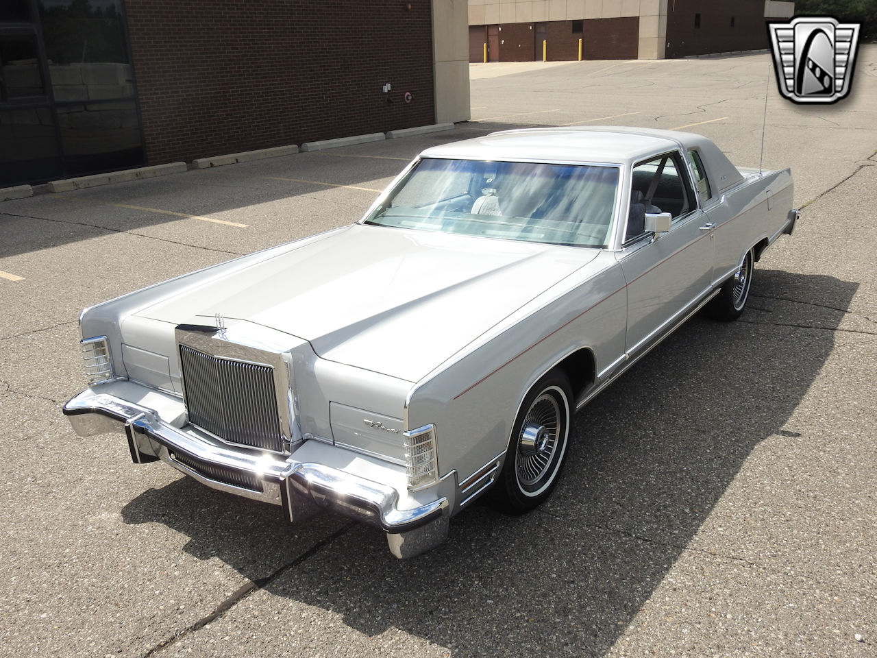 1979 Lincoln Continental 4