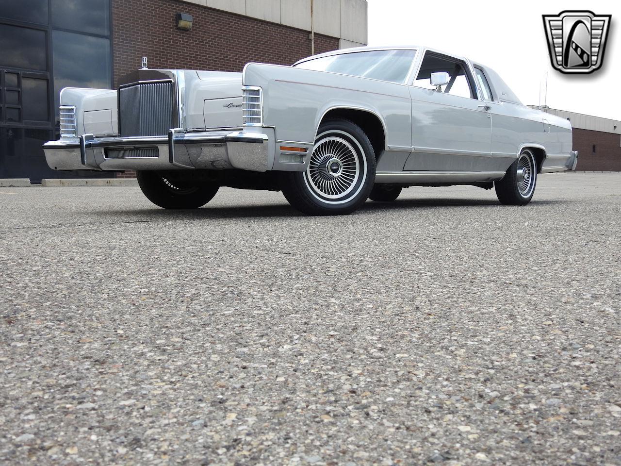 1979 Lincoln Continental 73