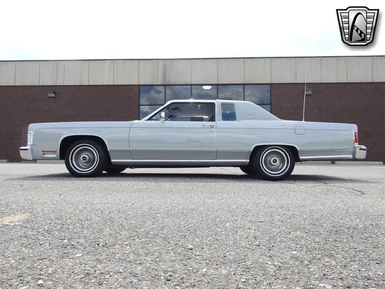 1979 Lincoln Continental 28