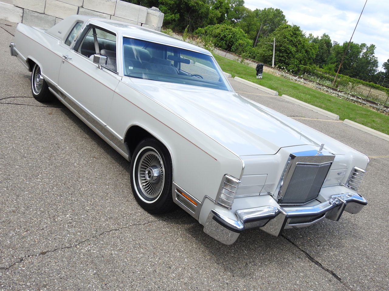 1979 Lincoln Continental 60