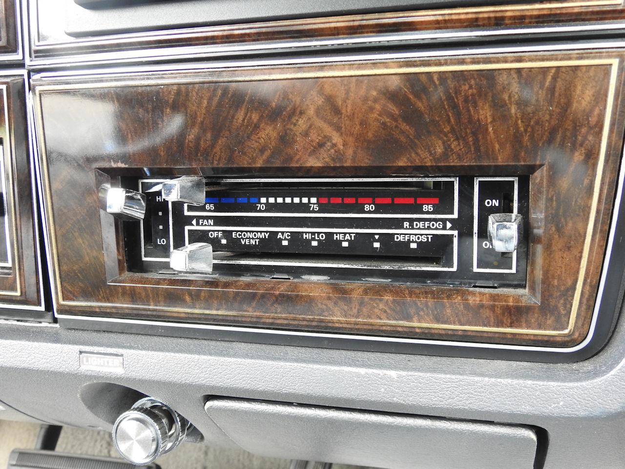 1979 Lincoln Continental 86