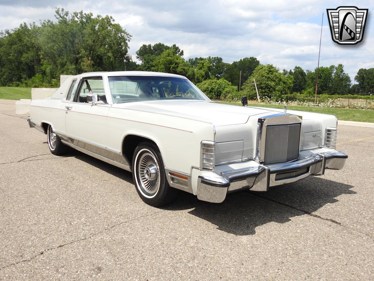 1979 Lincoln Continental 40
