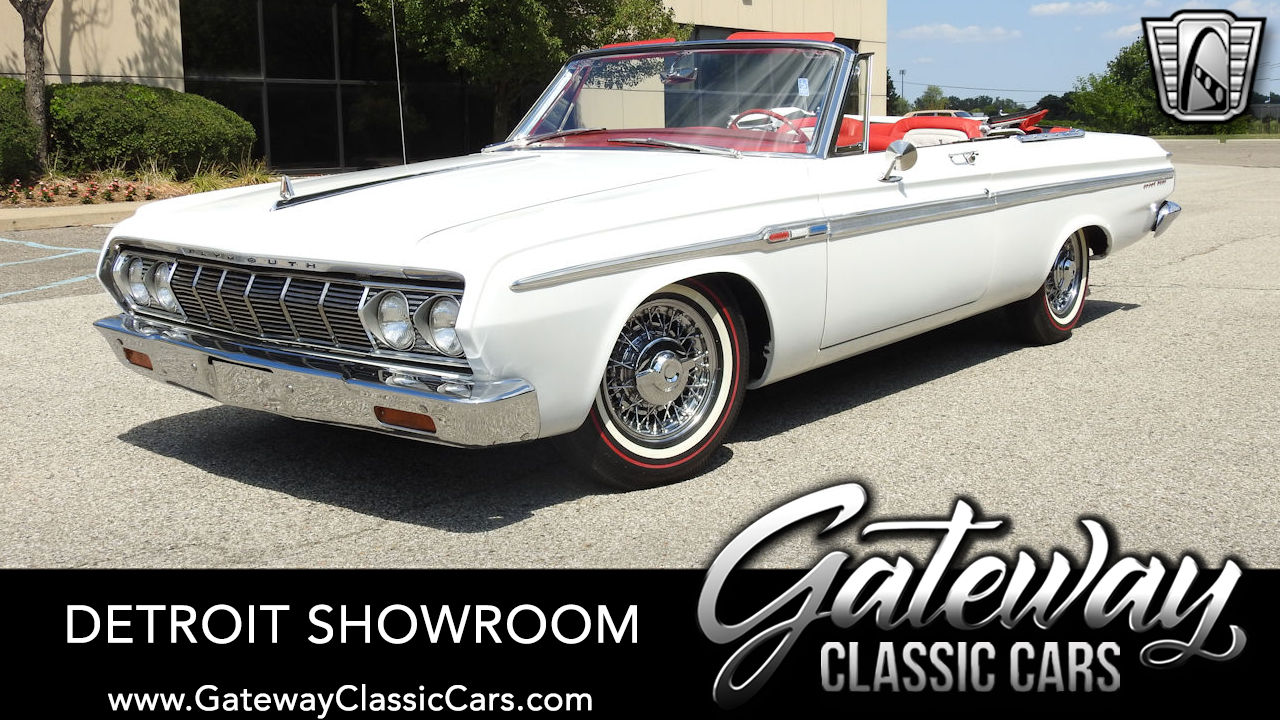 Used 1964 Plymouth Sport Fury
