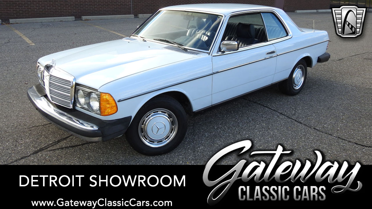 Used 1978 Mercedes-Benz 280CE