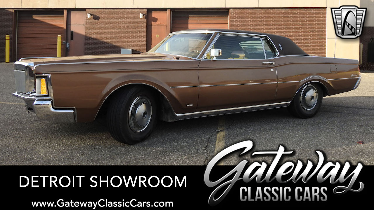 Used 1971 Lincoln Continental