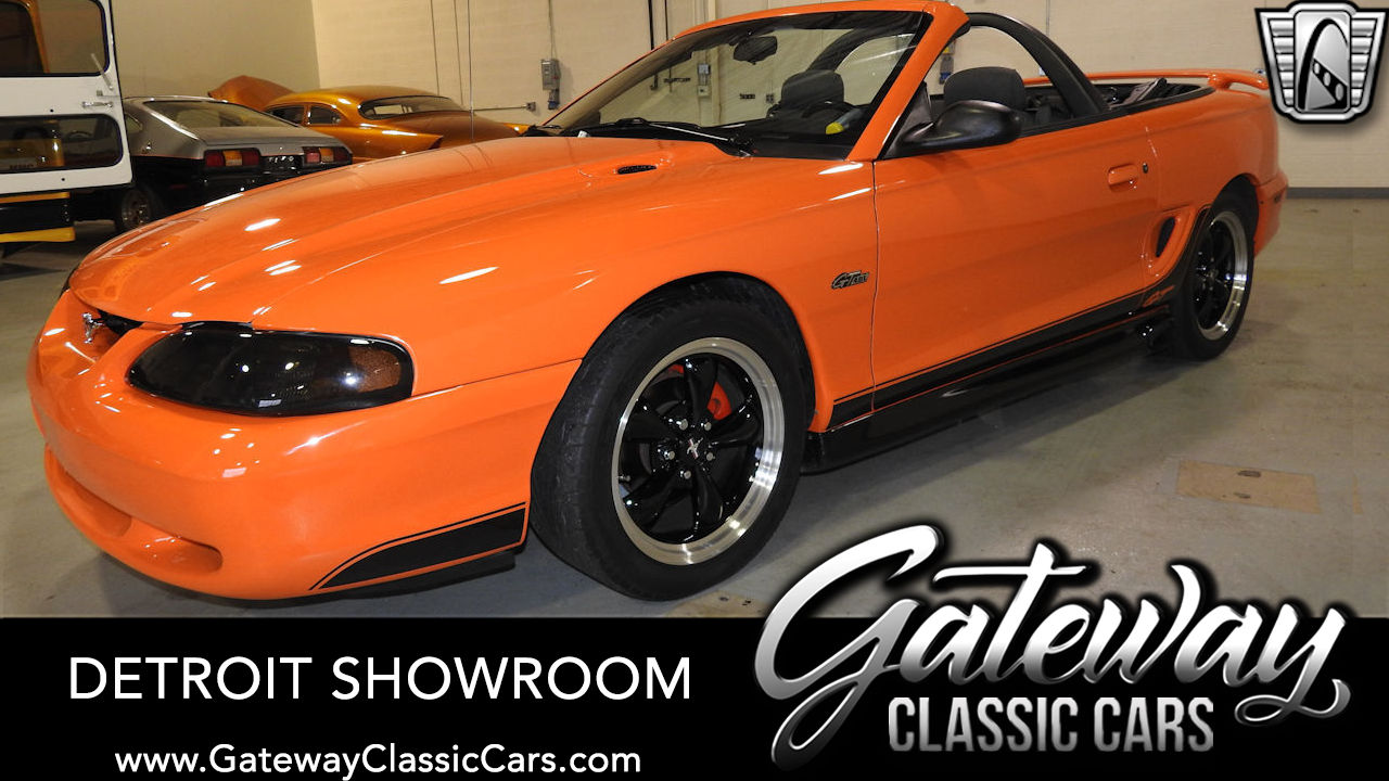 Used 1996 Ford Mustang