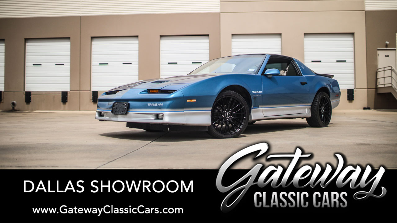 1984 pontiac firebird trans am for sale gateway classic cars 17867 gateway classic cars
