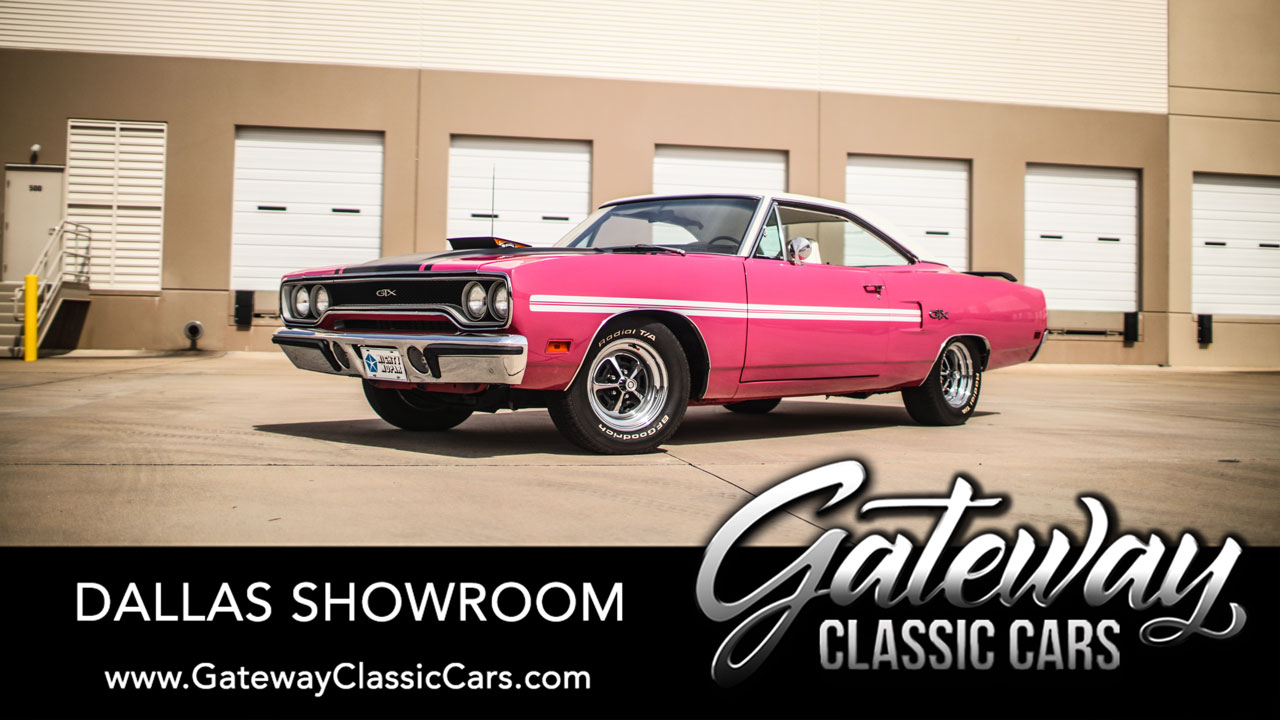 Used 1970 Plymouth GTX
