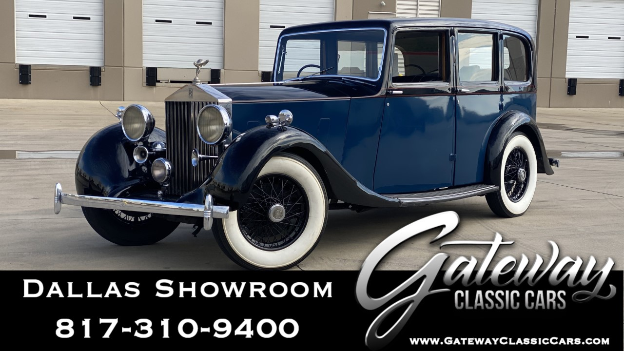 Used 1937 Rolls Royce 25/30