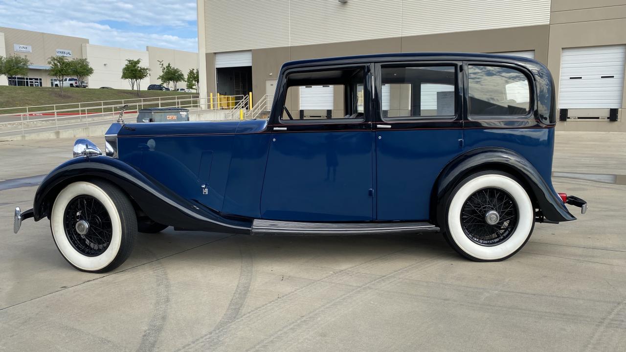 1937 Rolls Royce 25/30 2