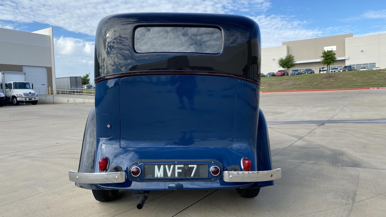 1937 Rolls Royce 25/30 6