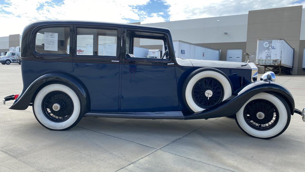 1937 Rolls Royce 25/30 10