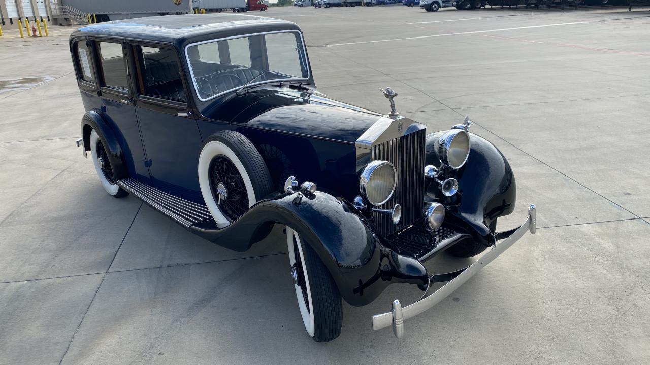 1937 Rolls Royce 25/30 12