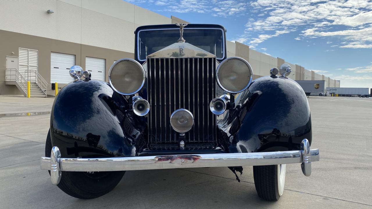1937 Rolls Royce 25/30 14