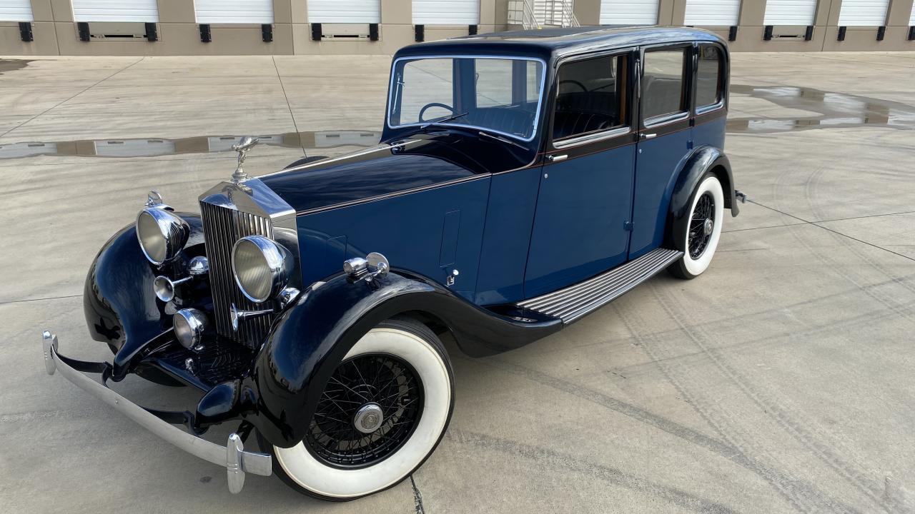 1937 Rolls Royce 25/30 15