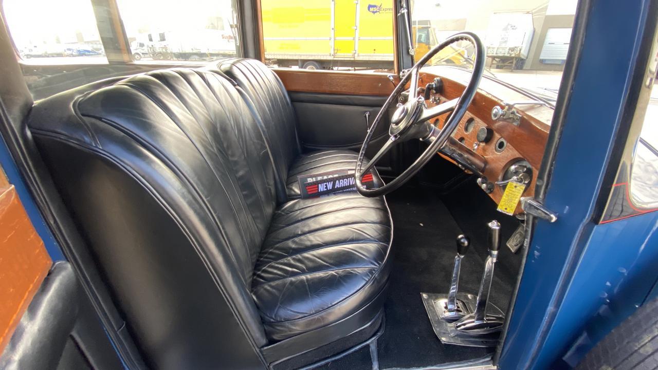 1937 Rolls Royce 25/30 17