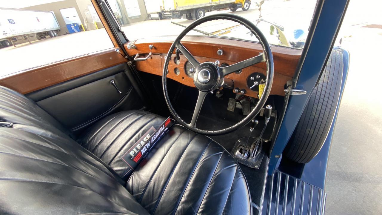 1937 Rolls Royce 25/30 18