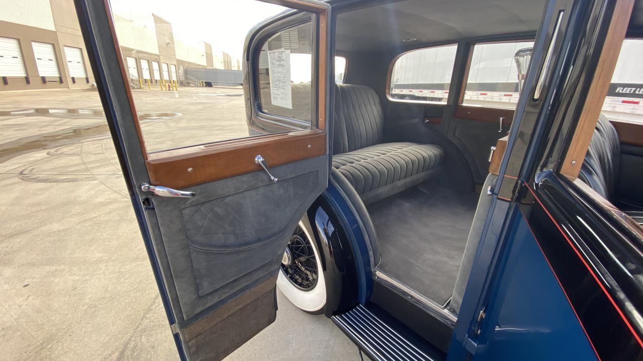 1937 Rolls Royce 25/30 19
