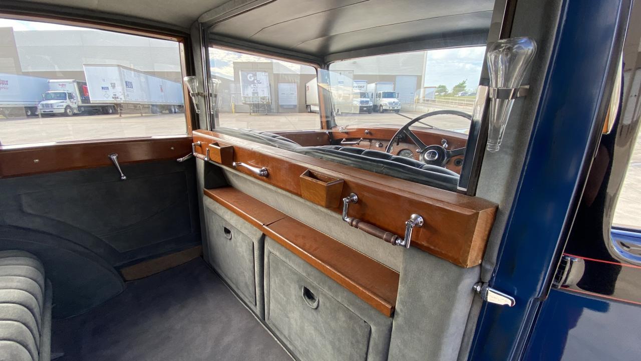 1937 Rolls Royce 25/30 21