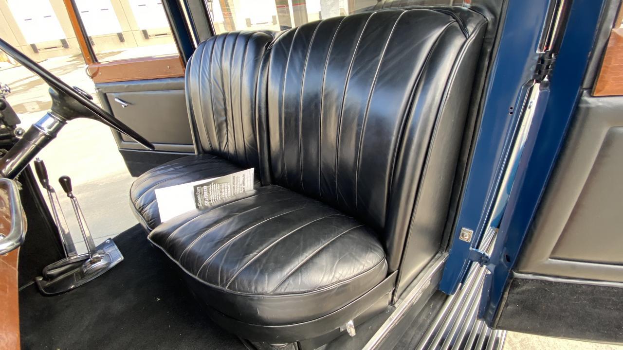 1937 Rolls Royce 25/30 23