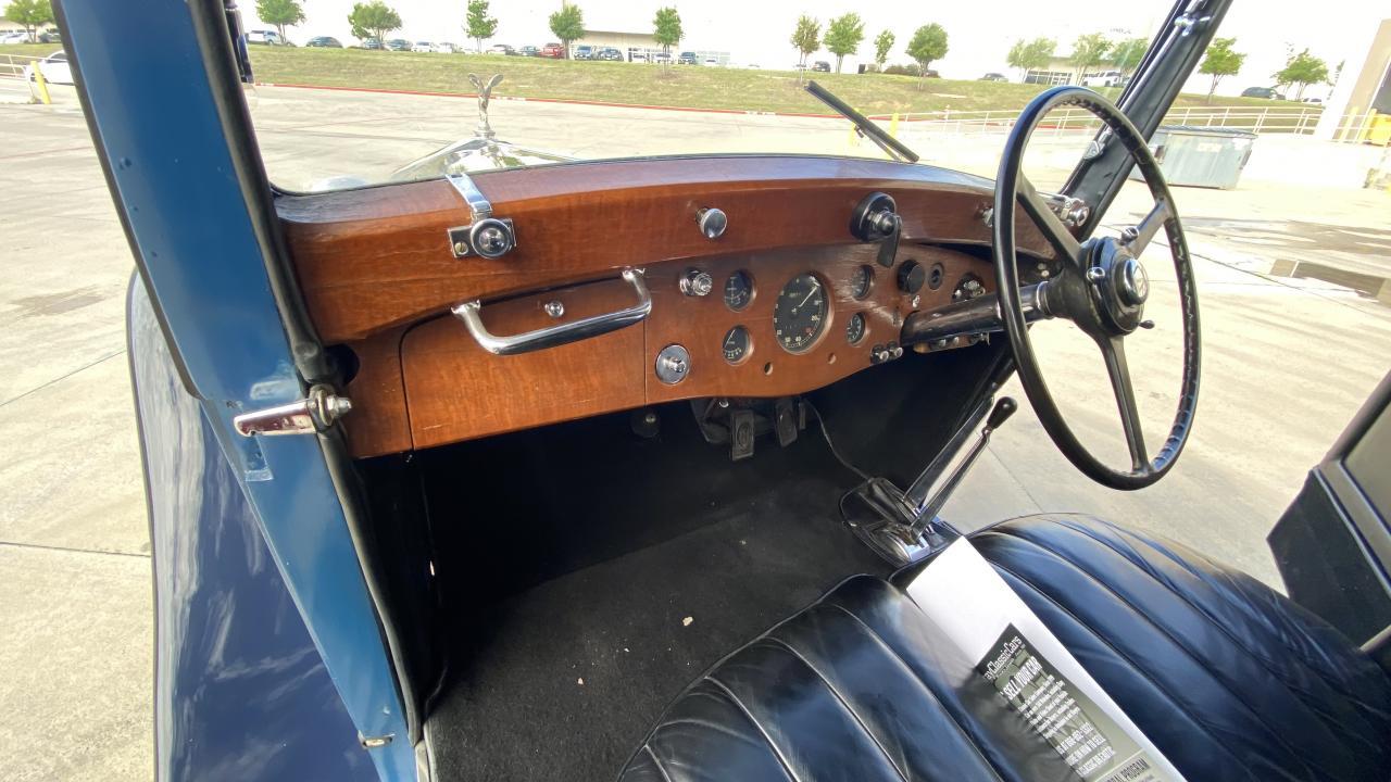 1937 Rolls Royce 25/30 24