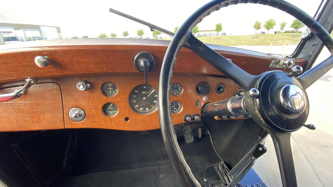 1937 Rolls Royce 25/30 25
