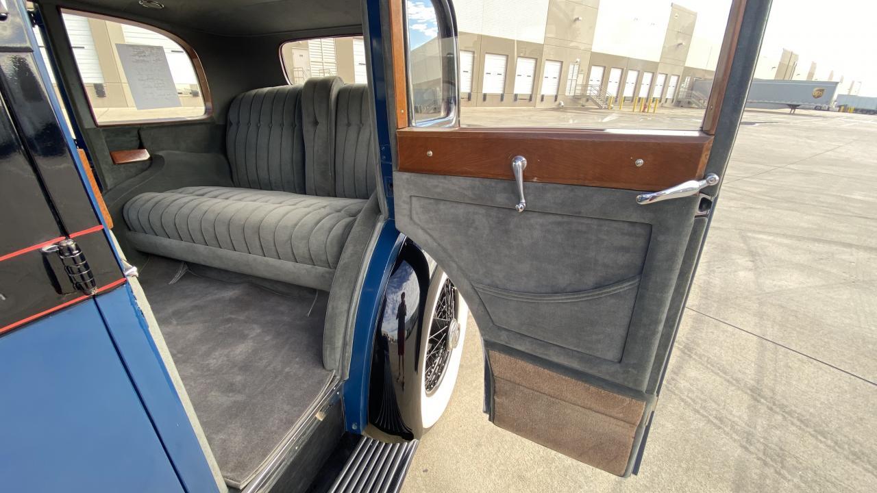 1937 Rolls Royce 25/30 26