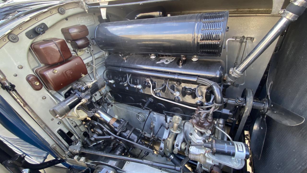1937 Rolls Royce 25/30 28