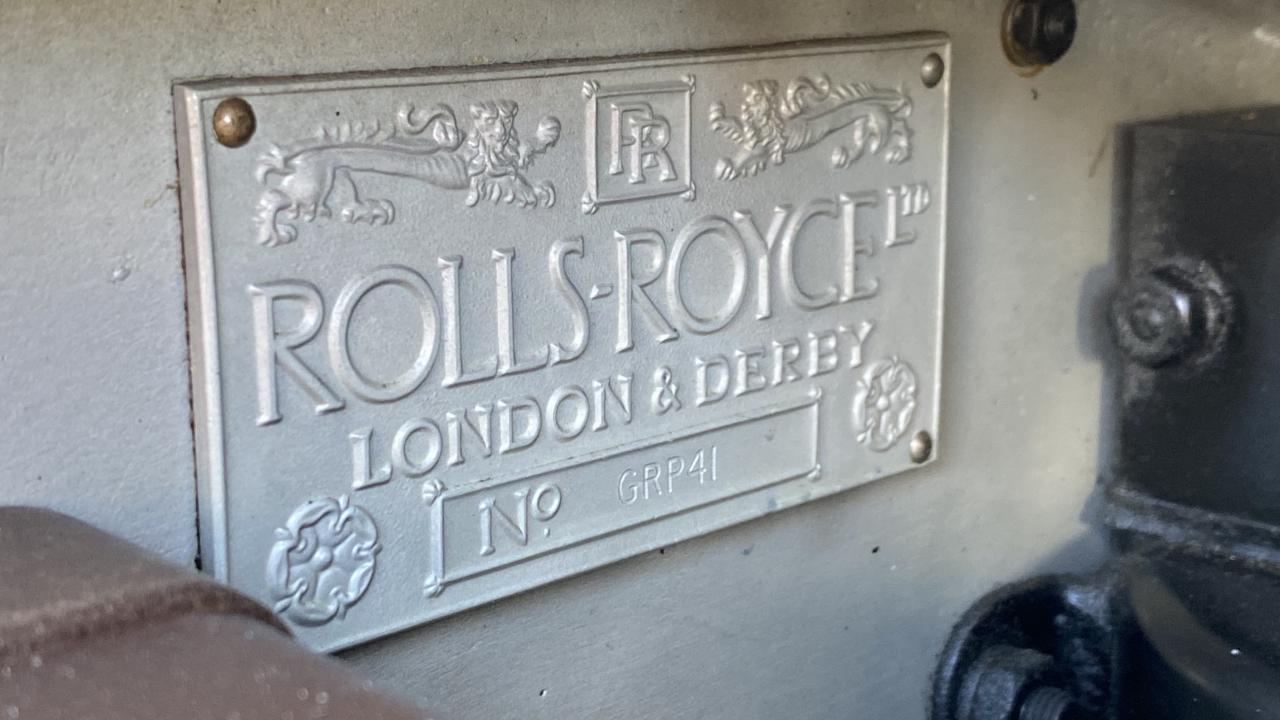 1937 Rolls Royce 25/30 30