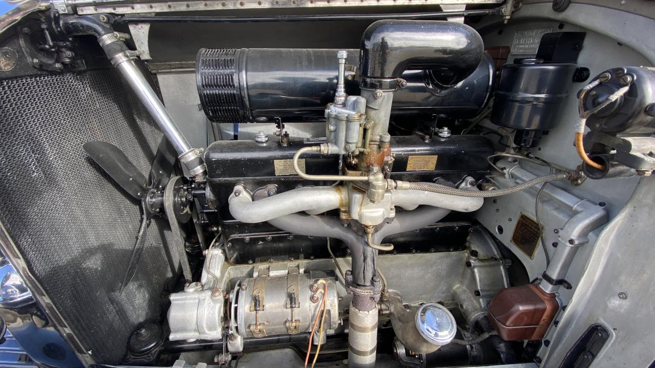 1937 Rolls Royce 25/30 31
