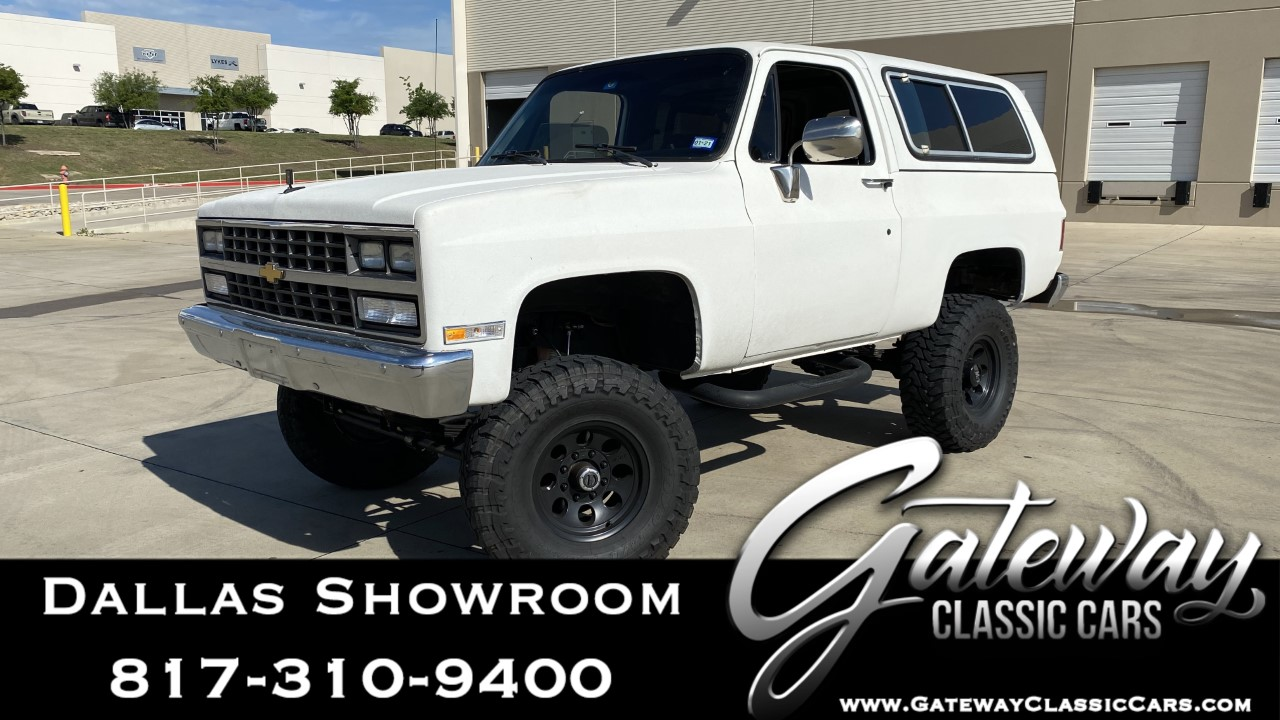 Used 1991 Chevrolet Blazer
