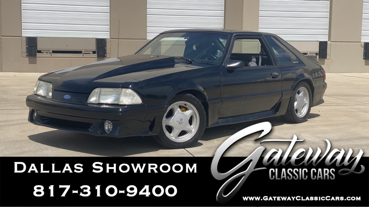 Used 1993 Ford Mustang