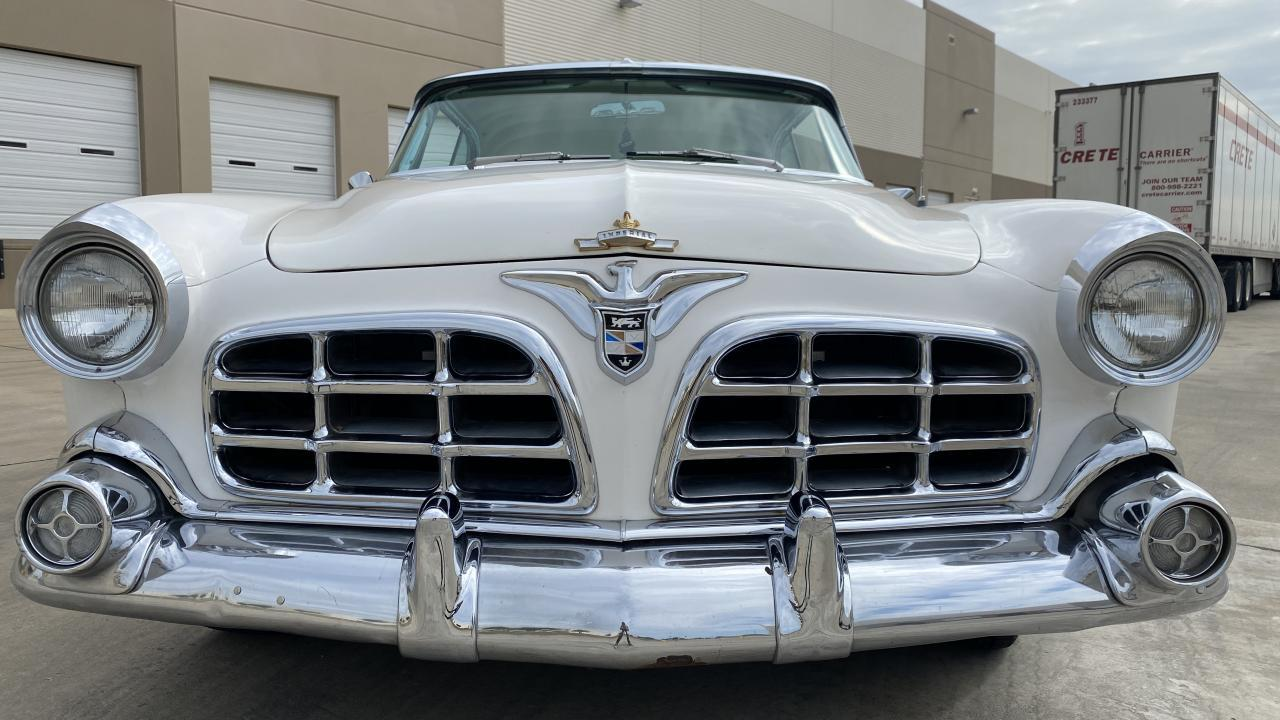 1955 Chrysler Imperial 8