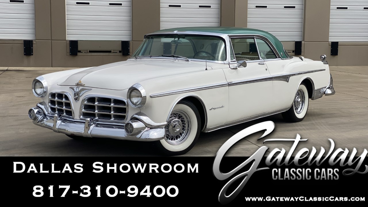 Used 1955 Chrysler Imperial