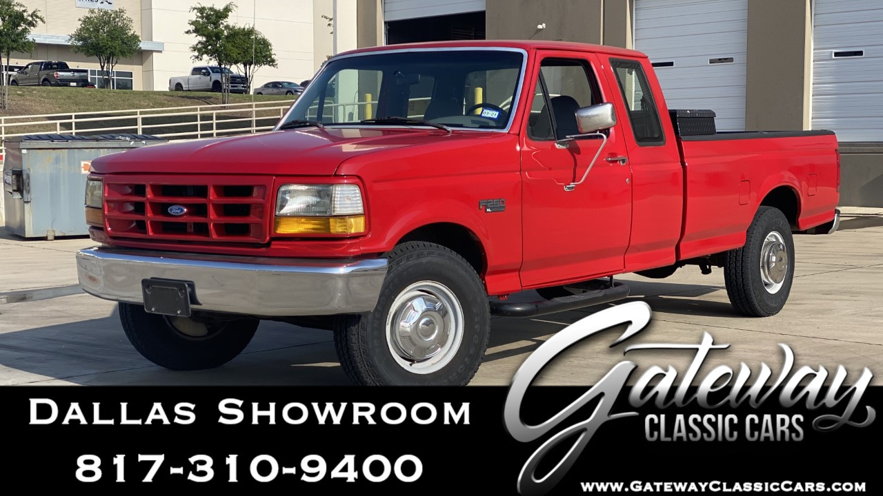 Used 1995 Ford F250