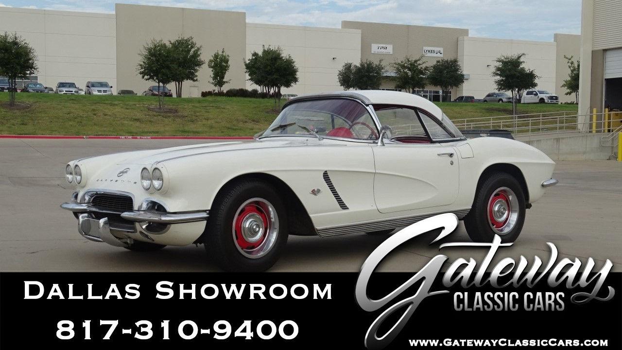 Used 1962 Chevrolet Corvette