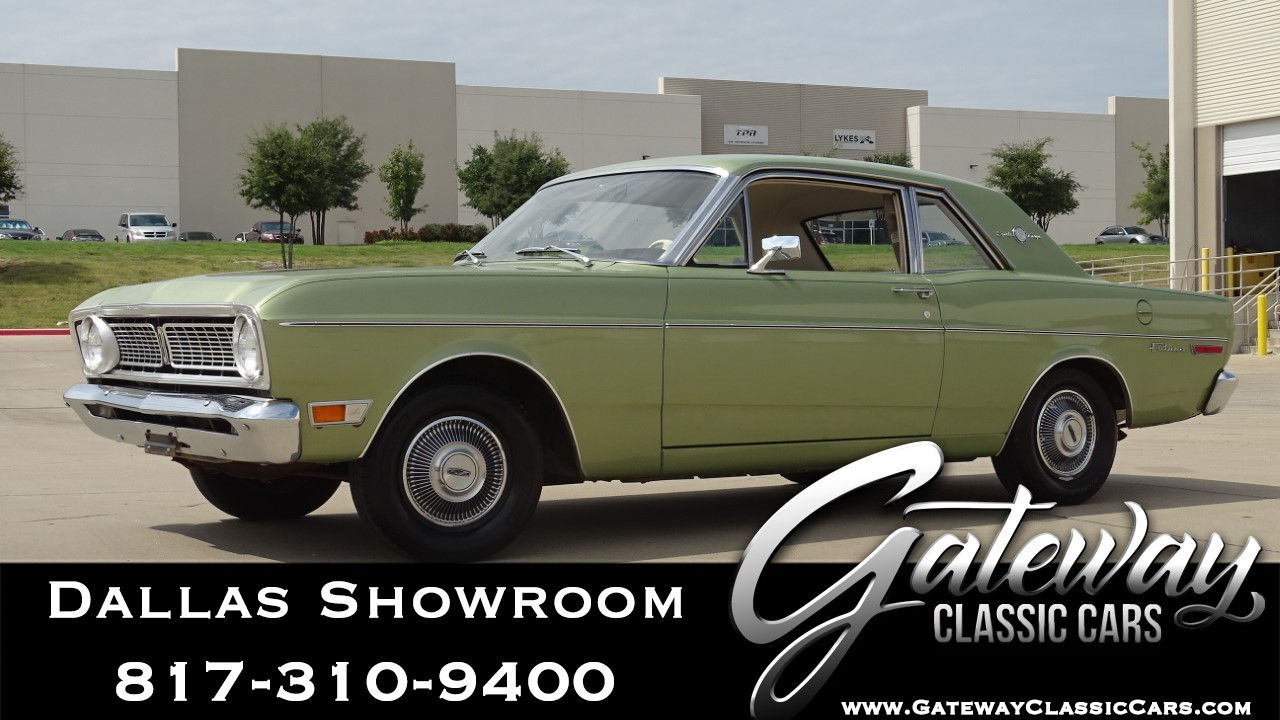 Used 1968 Ford Falcon