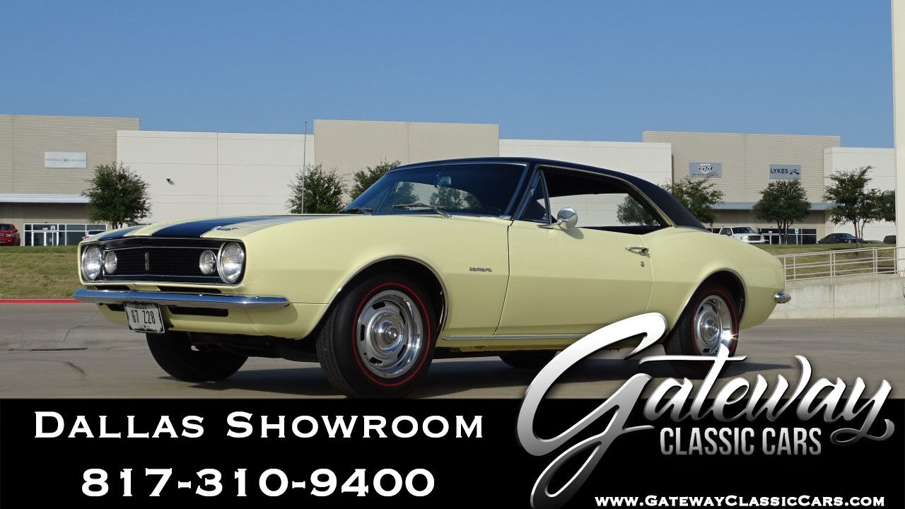 Used 1967 Chevrolet Camaro