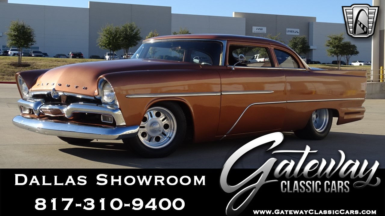 Used 1956 Plymouth Savoy