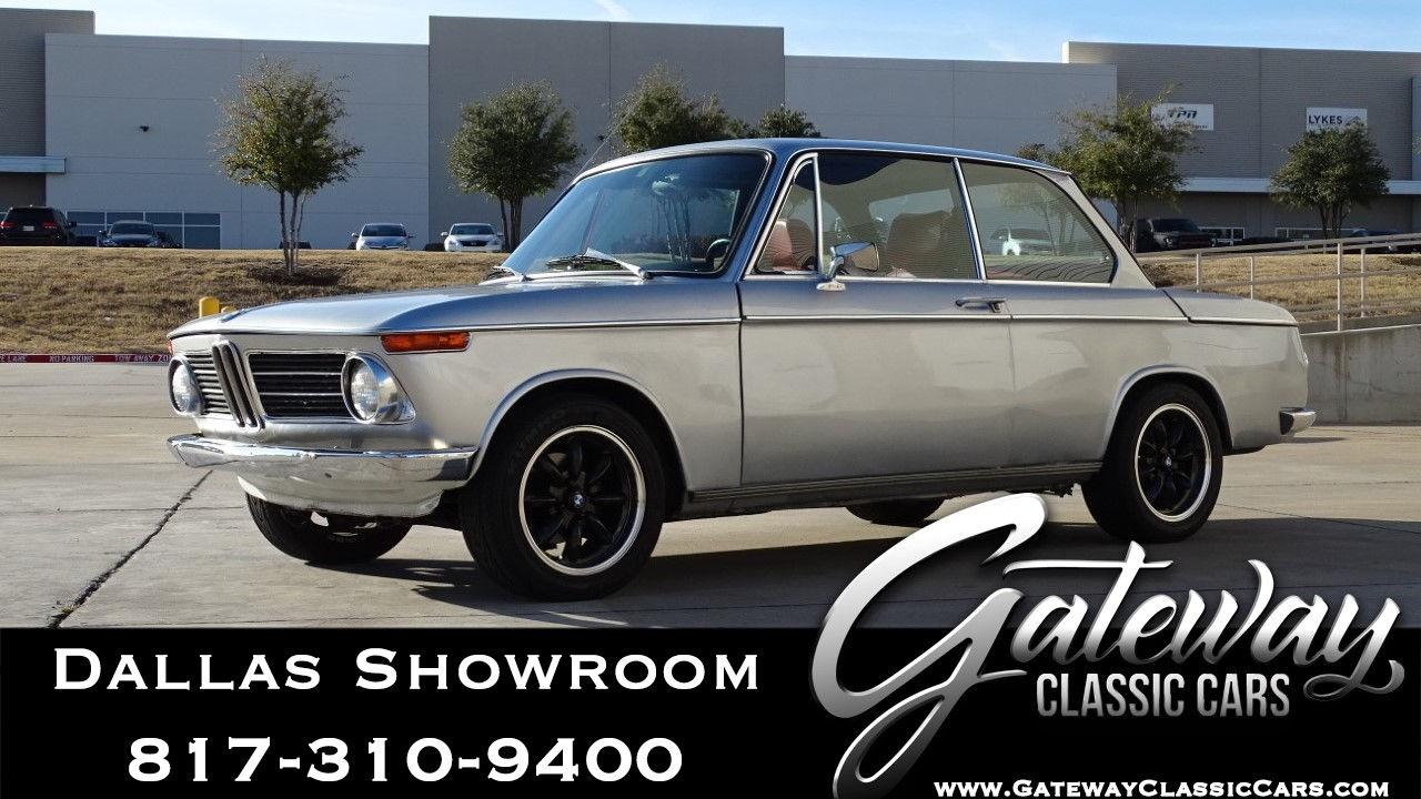 Used 1972 BMW 2002