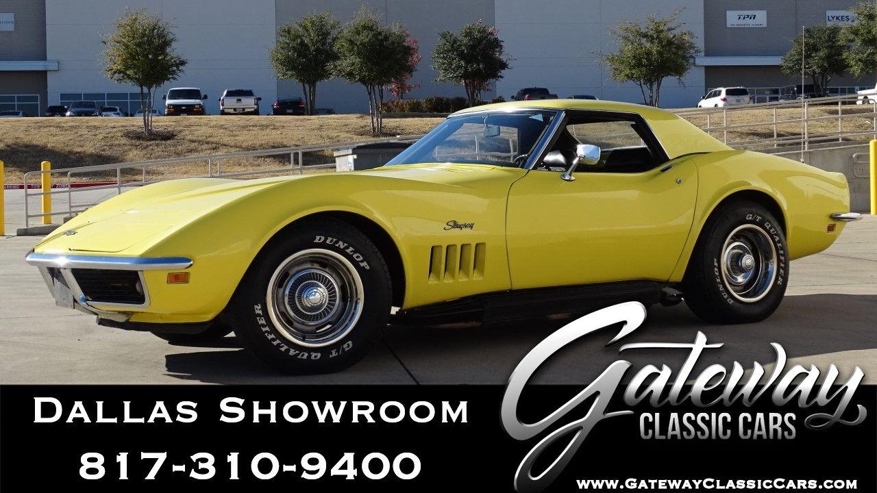 Used 1969 Chevrolet Corvette